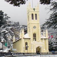 New Delhi - Shimla - Manali - Parwanoo - Dalhousie - Dharamsala Tour