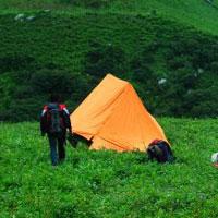 Camping Khajjiar Tour