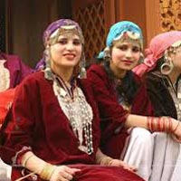Kashmir - The Natures Fiesta Package