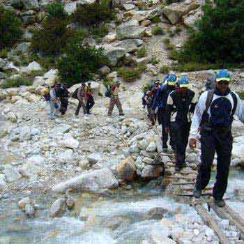 Sikkim - Kanchenjunga Trek tour