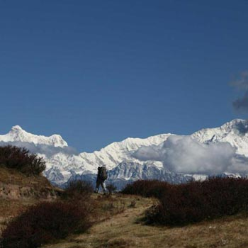 Sikkim - Yambong Singalila Trek tour