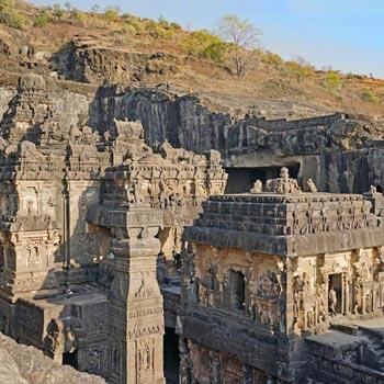 Aurangabad - Ajanta/ellora & Sai Baba Tour
