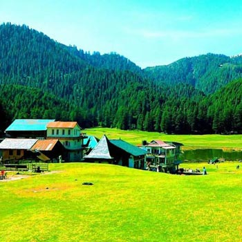 Heaven Himachal Package