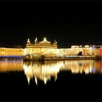 Car Rental Package: 1 Night And 2 Days Amritsar Tour by Car (Option B)
