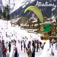 Car Renal Package: Amritsar, Dalhousie, Dharamshala, Manali, Chandigarh Tour - 09 Days, 08 Nights