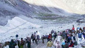 Amarnath Yatra By Helicopter - Group Departure Tour Package