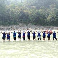 White Water Rafting (Overnight Trip-C)