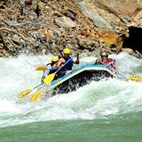 White Water Rafting (Trip B)