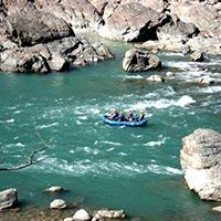 White Water Rafting (Trip B) Tour