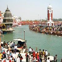 Haridwar - Rishikesh Same Day Tour