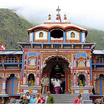 Himalayan Do Dham Tour from Delhi Tour