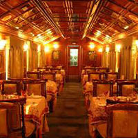 Palace on Wheels Tour