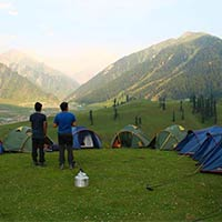 Trekking Tour of Kashmir