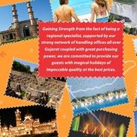 Temple Tour 1 Junagadh - Porbander - Jamnagar  3 Ngts / 4 Days)