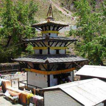 Mukthinath Darshan (by Helicopter)