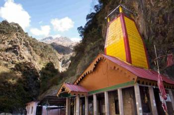 Do Dham Yatra Yamunotri - Gangotri 6 Nights 7 Days Tour