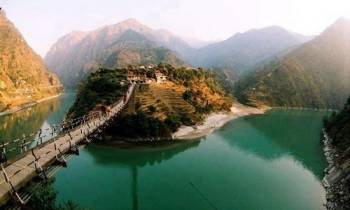 Scenic Himachal Pradesh with Katra : 10 Nights 11 Days Tour