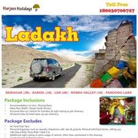 Delhi - Chandigarh - Manali - Leh - Srinagar Tour