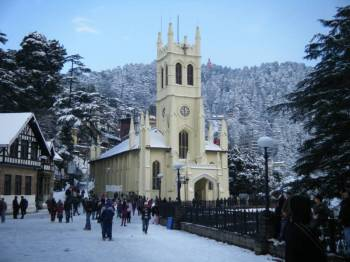 Shimla Kullu Manali Honeymoon Package
