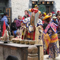 Upper Mustang with Tiji Festivals 2014 Package