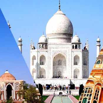 Golden Triangle Trip Package