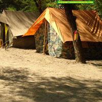 Marine Drive Rafting & Camping Tour