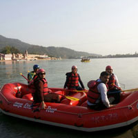 Kaudiyala to Rishikesh Rafting Tour