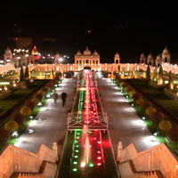 Hyderabad - Srisailam Package