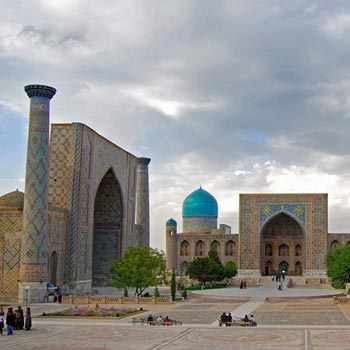 Touch The Ancient Life And Traditions On The Silk Road Tour