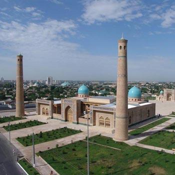 Reminiscence Of Imam Al-Bukhari Golden Tour Around Uzbekistan