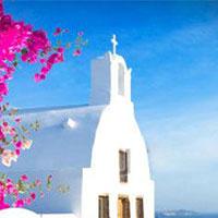 Santorini Package Tour