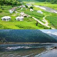 Shillong,Kaziranga with Bomdila Guwahati 6 nights 7days Tour