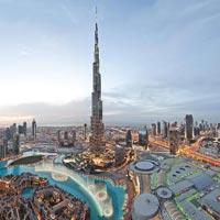Instant Dubai Tour