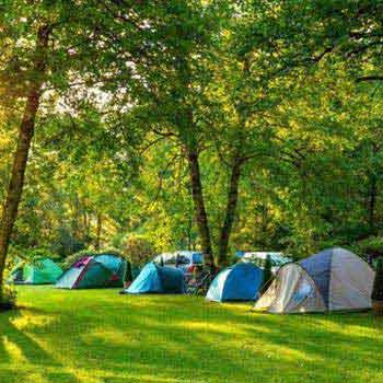 Camping, Paragliding & Trekking tour
