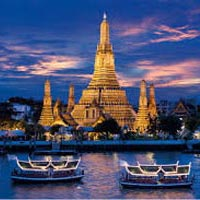 Golden Triangle of Buddhist Tour