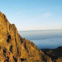 5 Days Climbing Mt Kenya(Sirimon Route)