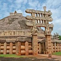 Bhopal - Sanchi - Bhimbetka Tour (2N/3D)