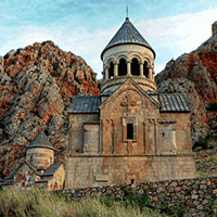 Xor Virap-Areni vinery-Hiking-Noravank