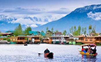 The Kashmir Tour (by Air)