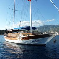 Kas Daily Islands Boat Trip