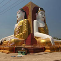 Yangon - Bago - Thanlyin Tour