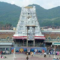 Mumbai Tirupati Tour ( 3rd A/C Train )