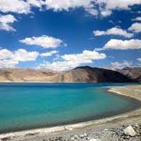 Ladakh With Pangong Lake