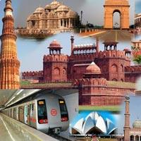 Delhi with Jaipur Tour Package