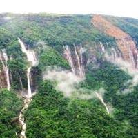 Guwahati - Shillong - Cherrapunjee Tour
