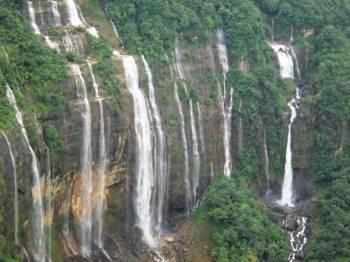 Guwahati - Shillong - Cherrapunjee - Guwahati Tour