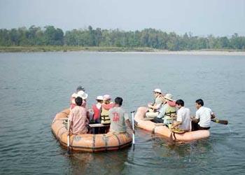 Guwahati - Nameri - Bhalukpung Tour