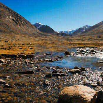 Journey to Ladakh Via Manali Tour