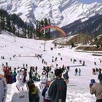 Shimla - Manali - Chandigarh Tour Package