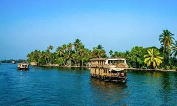 Kerala Tour with Kanyakumari from Pune Mumbai By Air...